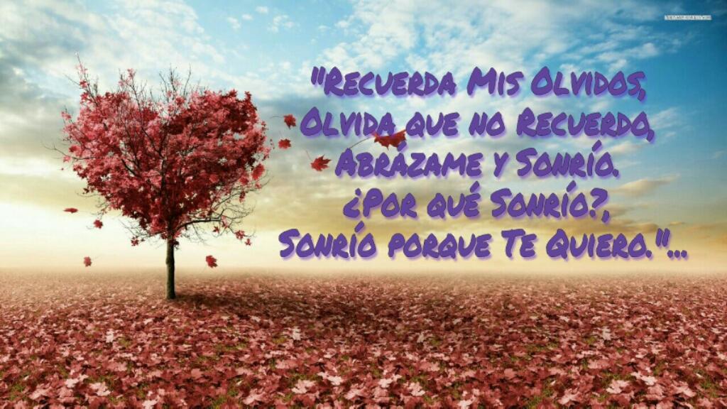 Poema Del Alzheimer Estrada Douglas